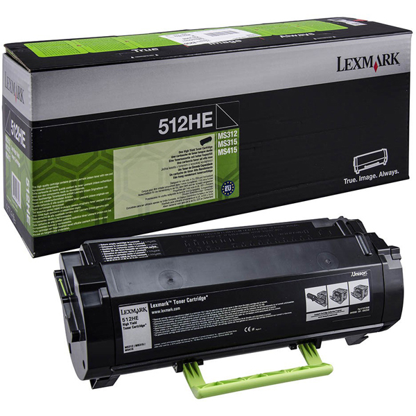 512he toner corporate nero 5000 pag