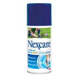 Bomboletta ghiaccio spray 150ml n157501 nexcare