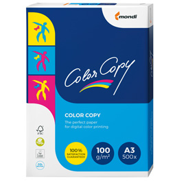 Carta bianca color copy 320x450mm 100gr 500fg sra3 mondi