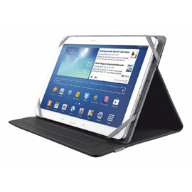 Custodia folio con supporto per tablet 10