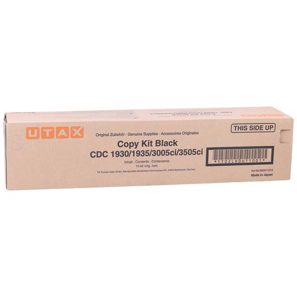 Copy kit utax nero 3005ci/3505ci/ cdc 1930/1935