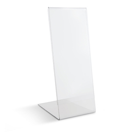 Display con base a l 1/3 a4 -10x21cm lebez