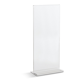 Display con base a t 1/3 a4 -10x21cm lebez