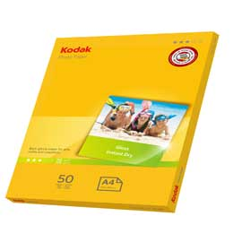 Kodak photo gloss 180 gr a4